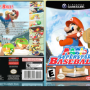 Mario Superstar Baseball Box Art Cover