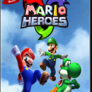 Mario Heroes Box Art Cover