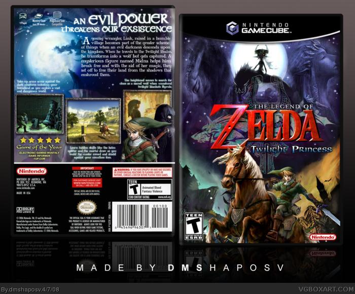 The Legend Of Zelda Twilight Princess Game Guide Wii