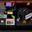 Classic Nes Edition (Console Package) Box Art Cover