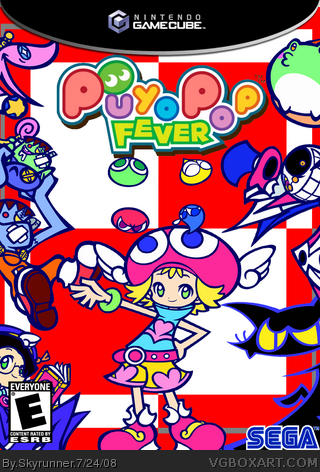 Puyo Pop Fever box art cover