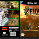 Legend of Zelda Twilight Princess Box Art Cover