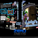 Luigi's Mansion Box Art Cover
