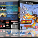 Digimon Rumble Arena 2 Box Art Cover
