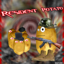 Resident Potato Box Art Cover