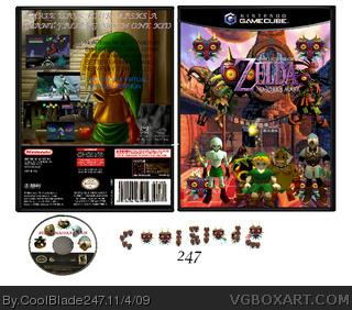 The Legend Of Zelda Majoras Mask For Gamecube 16