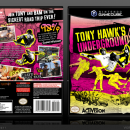 Tony Hawk's Underground 2 Box Art Cover