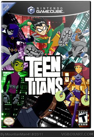 All teen titans games, pics of black leeches