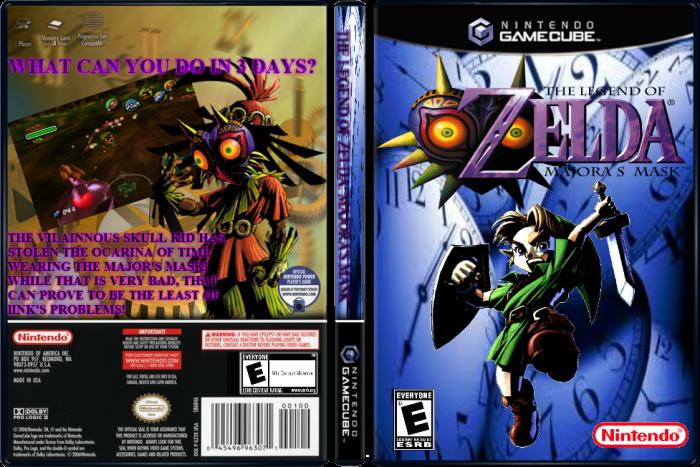 The Legend Of Zelda Majoras Mask For Gamecube 109