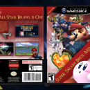 Super Smash Bros. Melee: HD Classics Box Art Cover