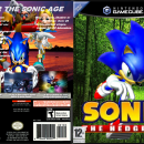 Sonic the Hedgehog Box Art Cover