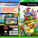 Super Mario World 3D Box Art Cover