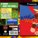 Banjo Kazooie Box Art Cover
