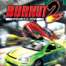 Burnout 2: Point Of Impact Box Art Cover