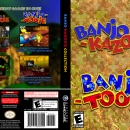 Banjo-Kazooie Collection Box Art Cover