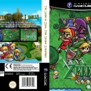 The Legend of Zelda: Four Swords Adventures Box Art Cover
