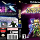 Starfox Adventures Box Art Cover