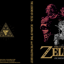The legend of Zelda Ocarina of Time Box Art Cover