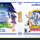 Sonic the Hedgehog 3 Box Art Cover