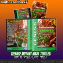 Teenage Mutant Ninja Turtles: The HyperStone Heist Box Art Cover