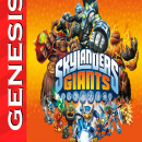 Skylanders Giants Box Art Cover