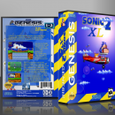 Sonic 2 XL Box Art Cover