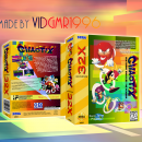 Chaotix Box Art Cover