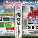 FIFA INTERNATIONAL SOCCER Box Art Cover