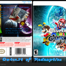 Super Mario Galaxy (WiiPortable) Box Art Cover