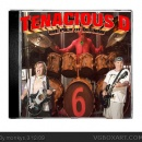 Tenacious d pick of  destiny Box Art Cover