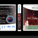 Art Style: Orbient (WiiWare) Box Art Cover