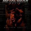 Metal Gear Solid Poster Replica Box Art Cover
