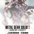 Metal Gear Solid 2: Sons of Liberty Poster Replica Box Art Cover