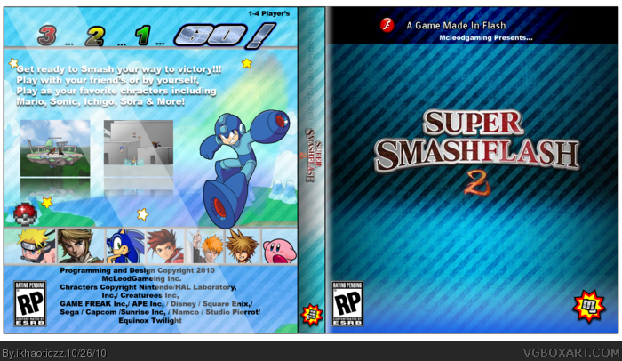 super smash flash 2 v 0.9