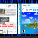Wii U Sports Box Art Cover