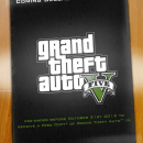 Grand Theft Auto V Poster Box Art Cover