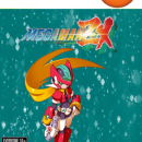 Mega Man ZX Box Art Cover