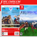 Fire Emblem: The Blue Flame Saga Box Art Cover