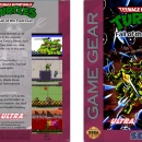 TMNT Fall of the Foot Clan Box Art Cover
