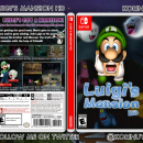 Luigi's Mansion HD Box Art Cover