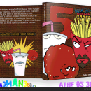 Aqua Teen Hunger Force: Season 5 Box Art Cover