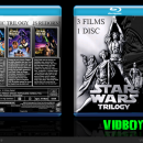 Star Wars Trilogy Box Art Cover