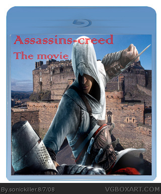 Assassian's Creed Movie box cover