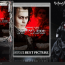 Sweeney Todd: The Demon Barber of Fleet Street Box Art Cover