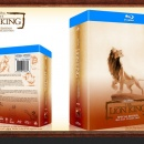 The Lion King Blu-ray Collection Box Art Cover