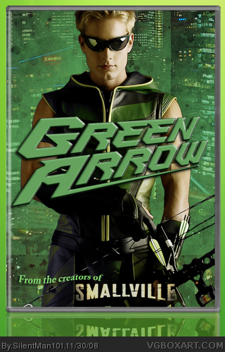 Green Arrow box cover
