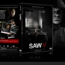 Saw V Box Art Cover