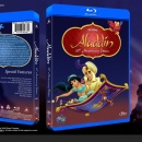 Aladdin (Blu-ray) Box Art Cover