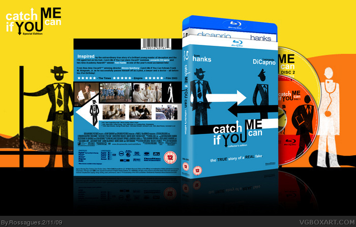 ethical principles in the movie catch me if you can Movie magic using movies in your family and consumer sciences classroom  ethical decision making or other critical thinking skills to connect the standards you.