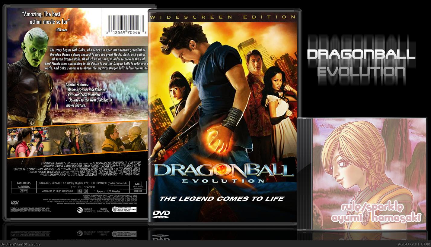 Dragonball evolution the movie 2009